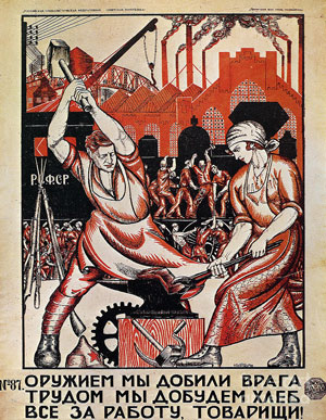 russia-soviet-poster-1920-granger